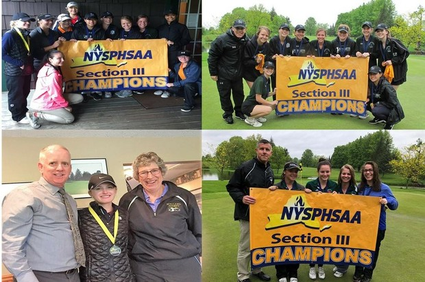 Girl's Golf - The Official Website of Section III Athletics
